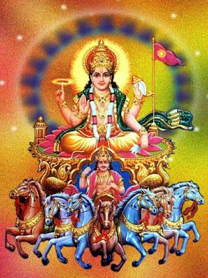 ആദിത്യഹൃദയമന്ത്രം സന്താപനാശകരായ നമോനമ Aditya Hridaya Mantra Malayalam Lyrics