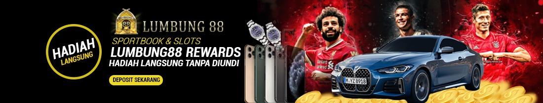 LUMBUNG88 REWARDS TANPA DIUNDI