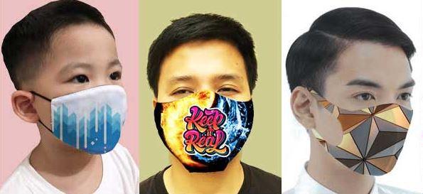 Masker Fullprint Ini Bikin Kamu Tambah Gaya