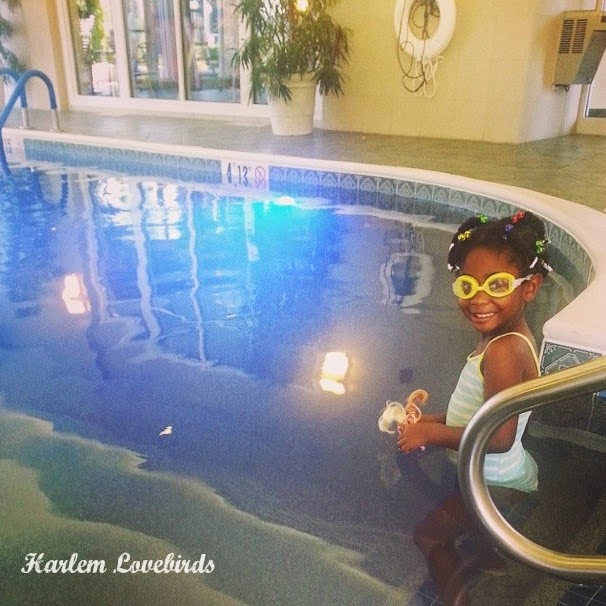 Portsmouth Hotels With Pool: Harlem Lovebirds: August 2014