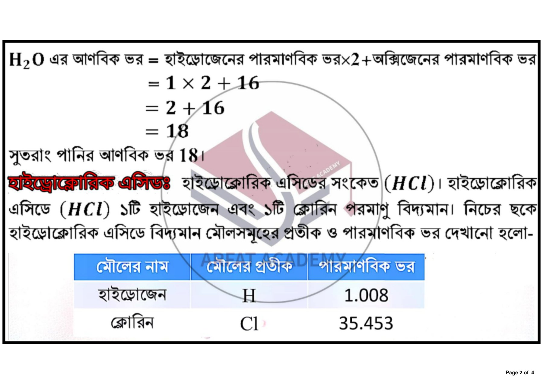 12th Week Class 9 Assignment Answer 2021