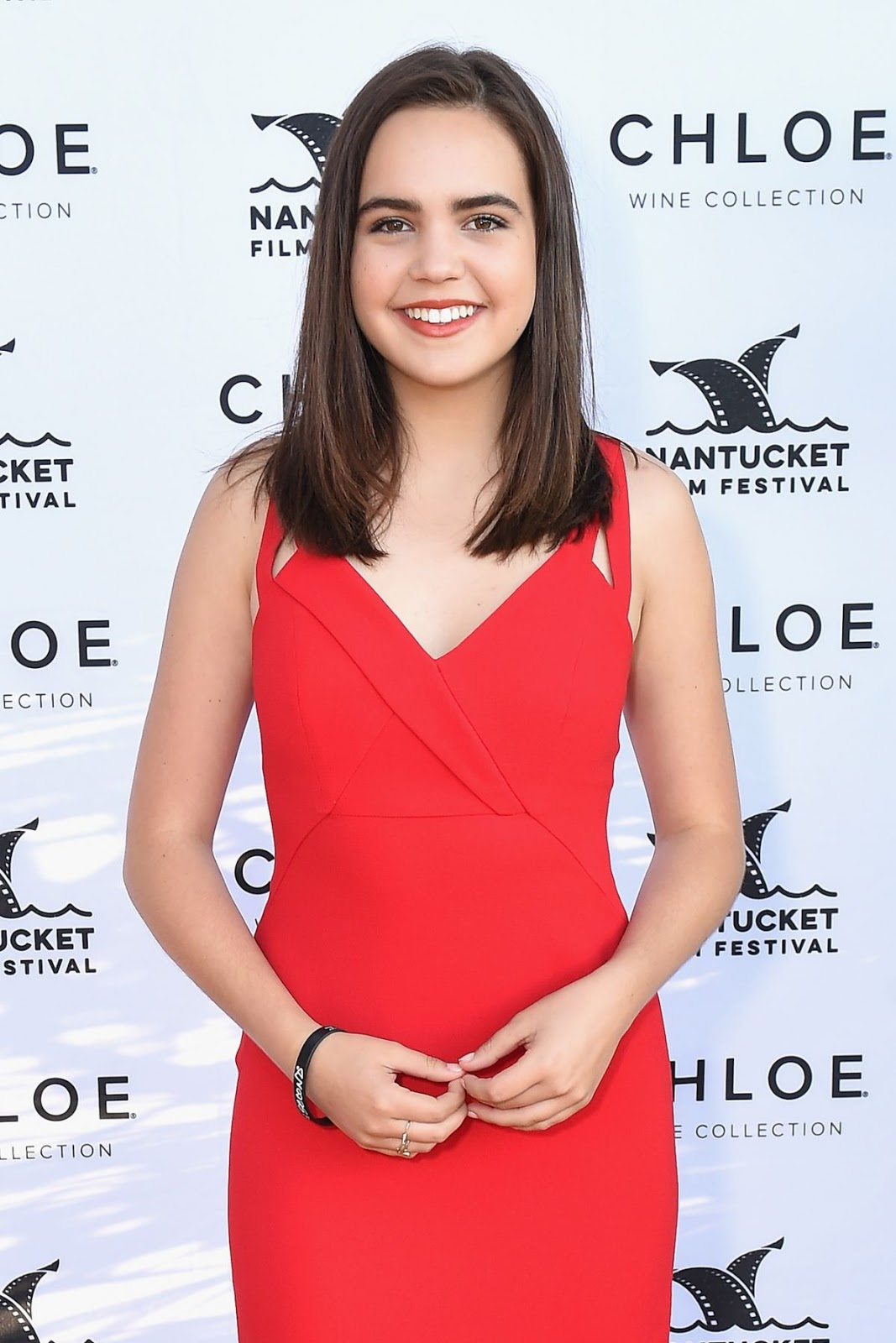 HQ Photos of Bailee Madison at 2016 Nantucket Film Festival Screenwriters Tribute