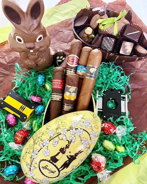Chocolate And Cigar