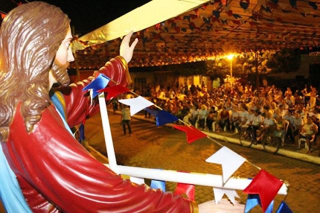 Em Pão de Açúcar, confira a programação religiosa da Festa de Bom Jesus dos Navegantes