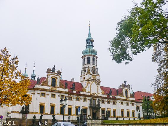 El Loreto. 16 cosas que ver en Praga