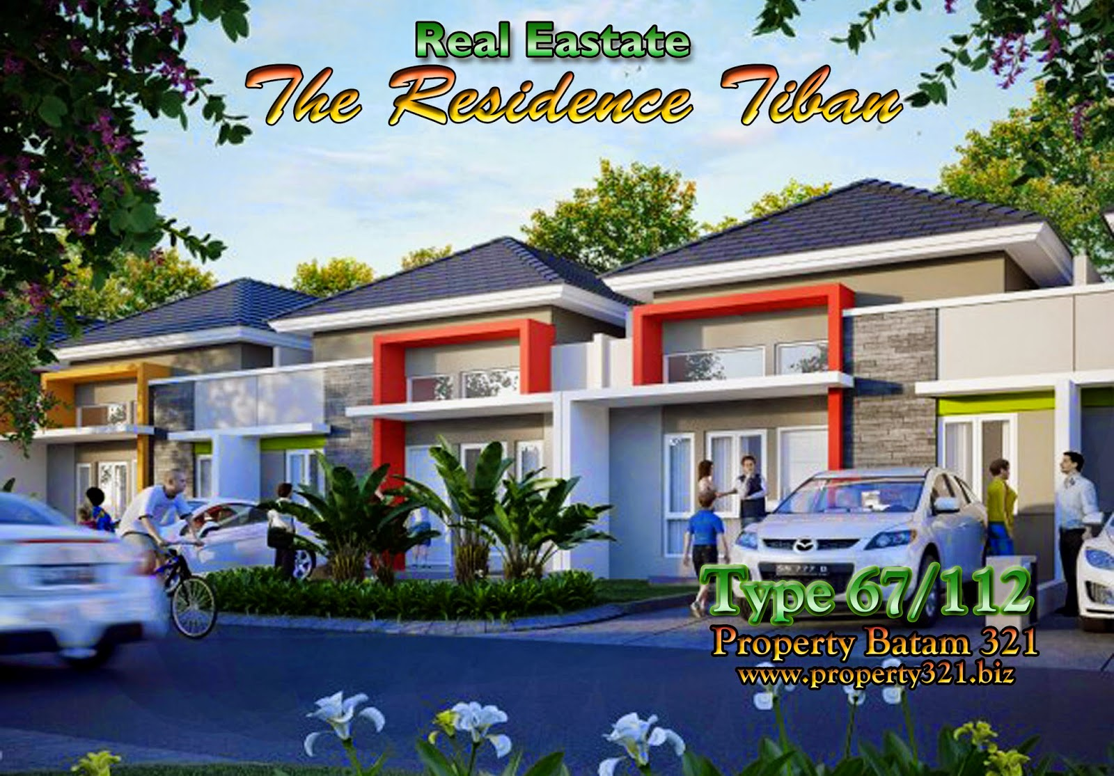 The residence Tiban BATAm.