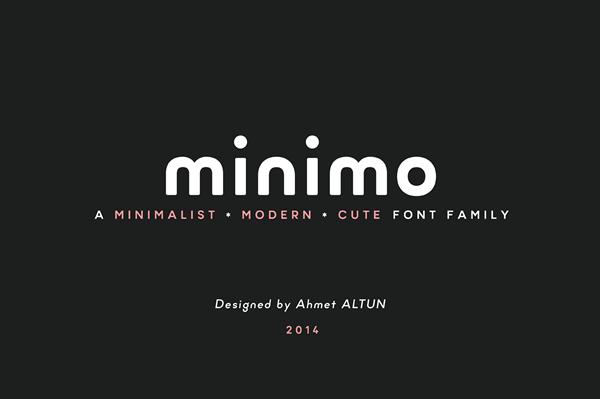 https://creativemarket.com/AhmetAltun/23335-Minimo-Font-Family-80off