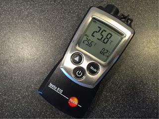 Darmatek Jual Testo 810 thermometer