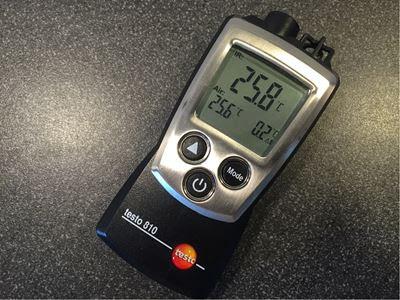Darmatek Jual Testo 810, Temperature 2 Channel