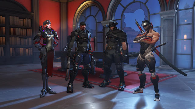 New Overwatch PTR Update Added New Rialto Map for PvP Mode