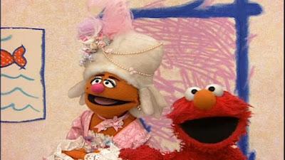 Sesame Street Elmo's World What Makes You Happy
