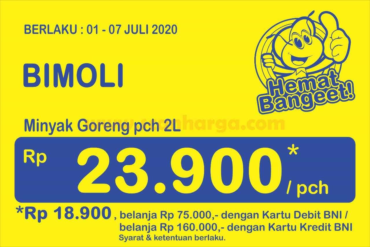Katalog Promo Indomaret Heboh Minyak Goreng Dan Susu Murah 1 - 7 Juli 2020 2