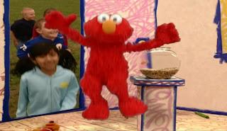 Sesame Street Elmo's World Jumping