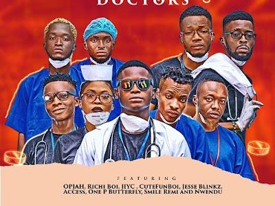 VIDEO & AUDIO: Ugobest - Coronian Doctors