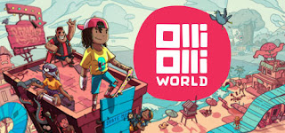 Skate-platformer OlliOlli goes 2.5D in OlliOlli World