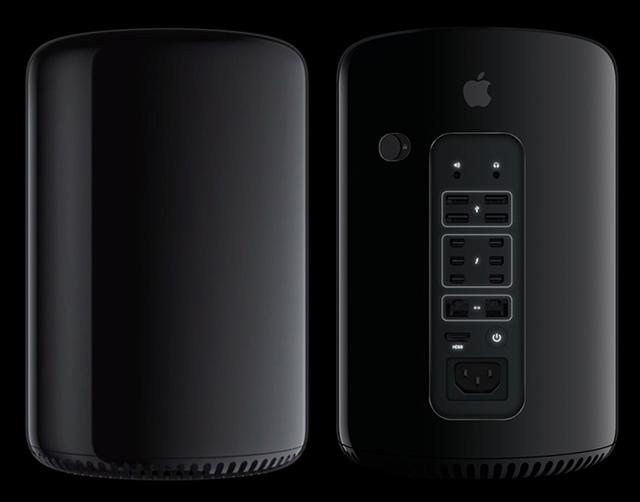 Mac Pro 中國製造