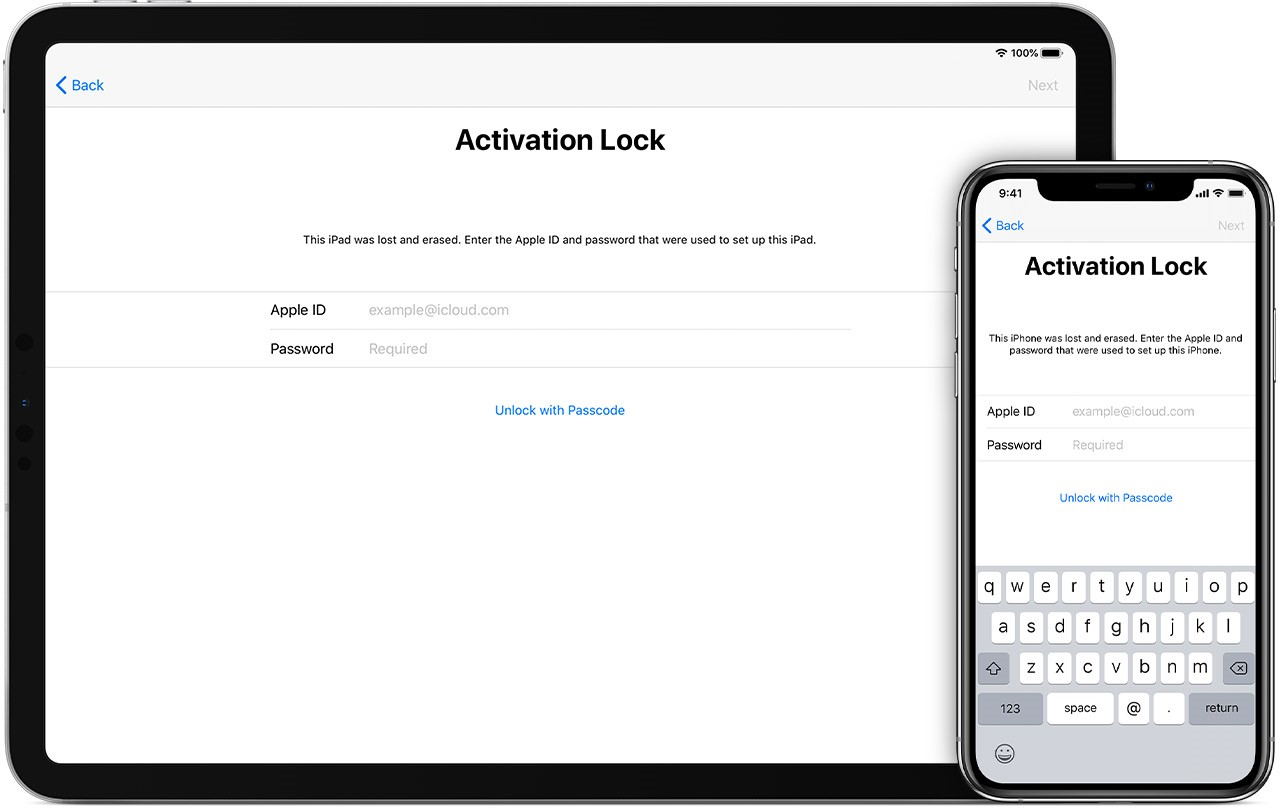 Second-hand iPhone/iPad Saver- easily bypass activation lock