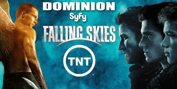 Tráilers Falling Skies y Dominion