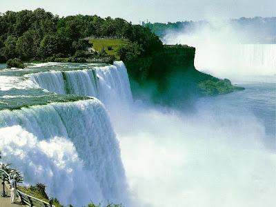 Water Falls Mind Refreshing Wallpapers