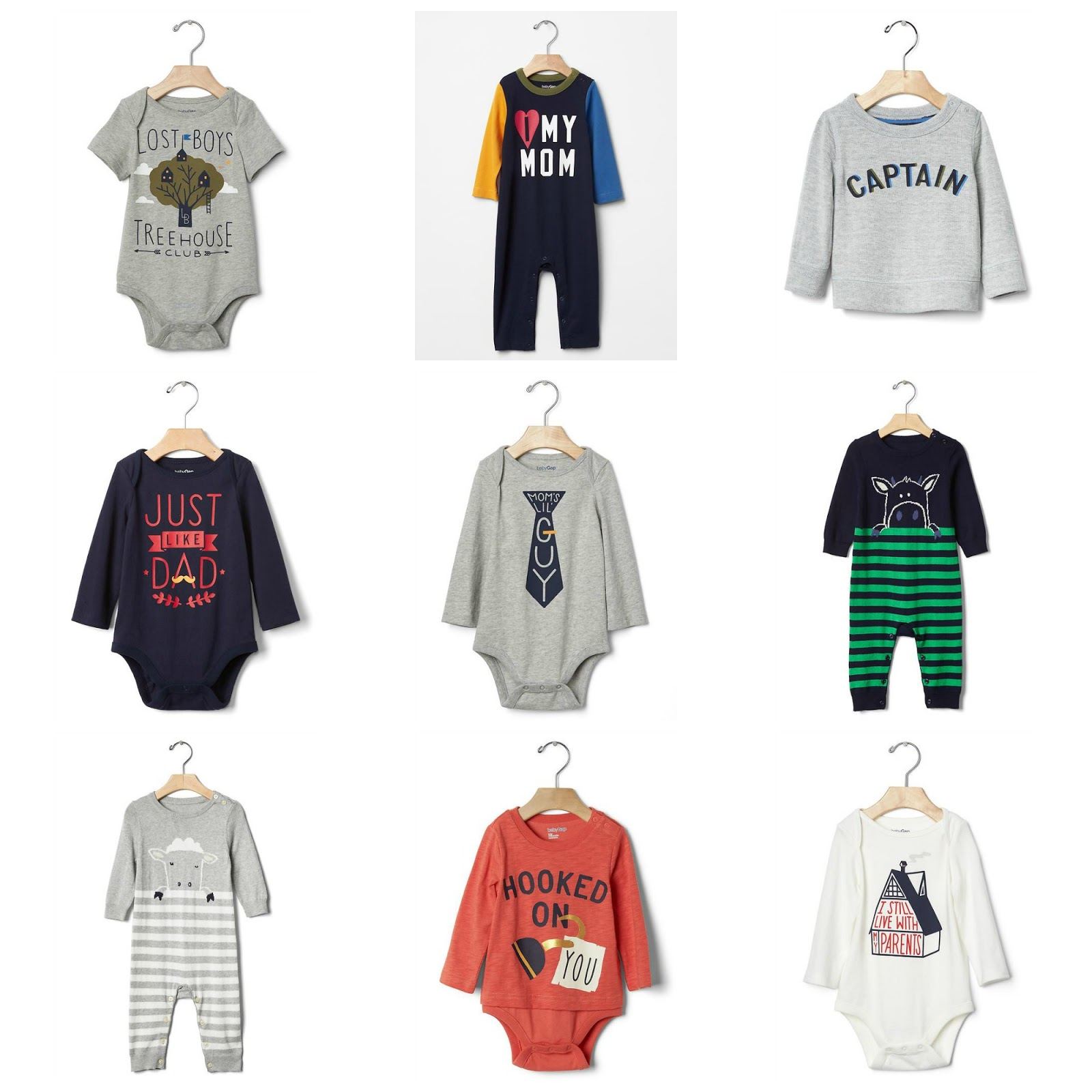 Tucker Up Baby Boy Clothes Prepping for Fall