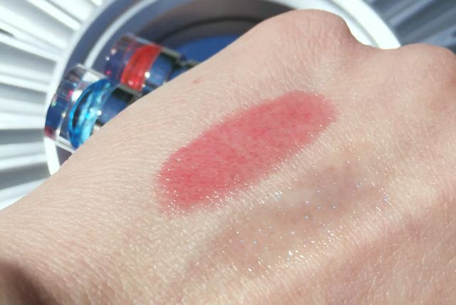 Laneige Stained Lip Glasstick 01 Blue Topaz 08 Peach Moonstone