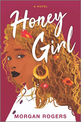 honey girl by morgan rogers sapphic f/f wlw bipoc rep