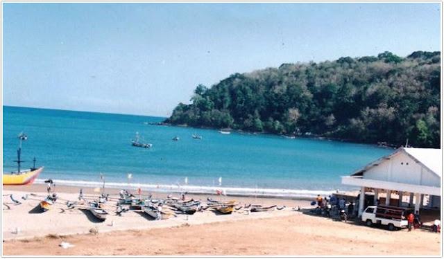 Pantai Pancer;Top Destinasi Wisata Pacitan;