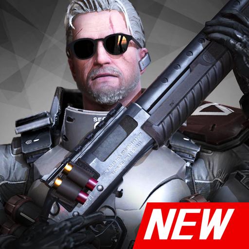 تحميل لعبة Gun War Shooting Games v2.7.2 مهكرة للاندرويد الماس لا نهاية