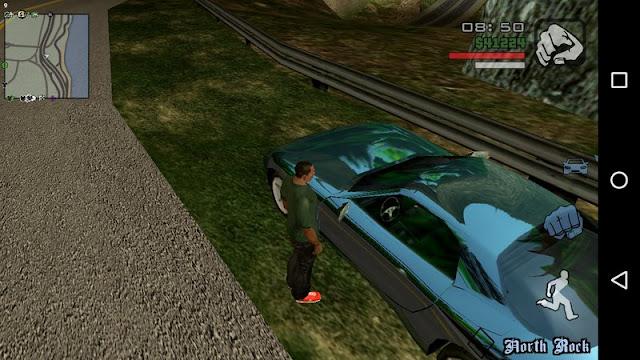Maximum Reflection Mod GTA SA Mobile Download free no ad