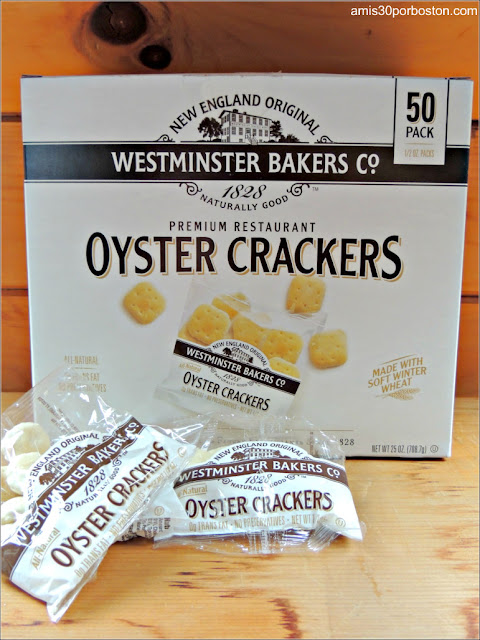 Oyster Cracker de Westminster Bakers