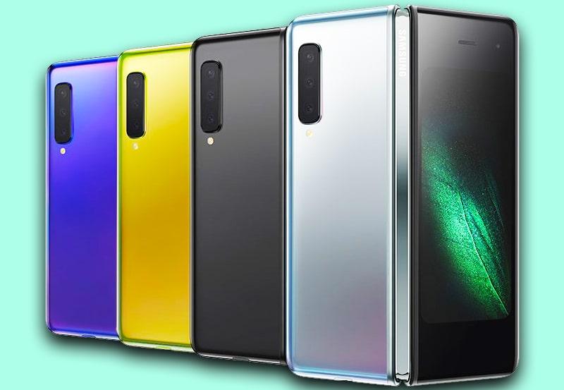 تبدأ شركة Samsung إنتاج كميات كبيرة من لوحات OLED القابلة للطي لجهاز Galaxy Fold
