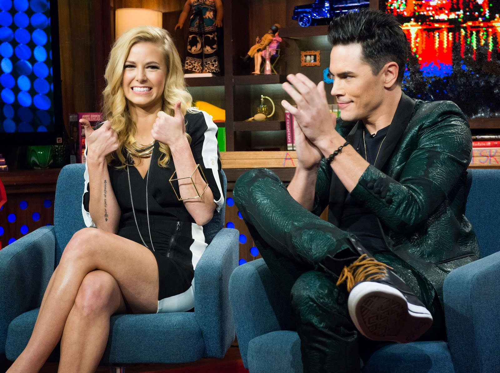 Are Tom Sandoval and Ariana Madix dating?