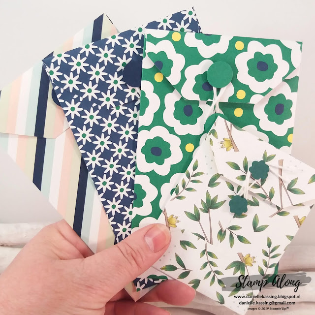 Stampin' Up! Bloom by Bloom