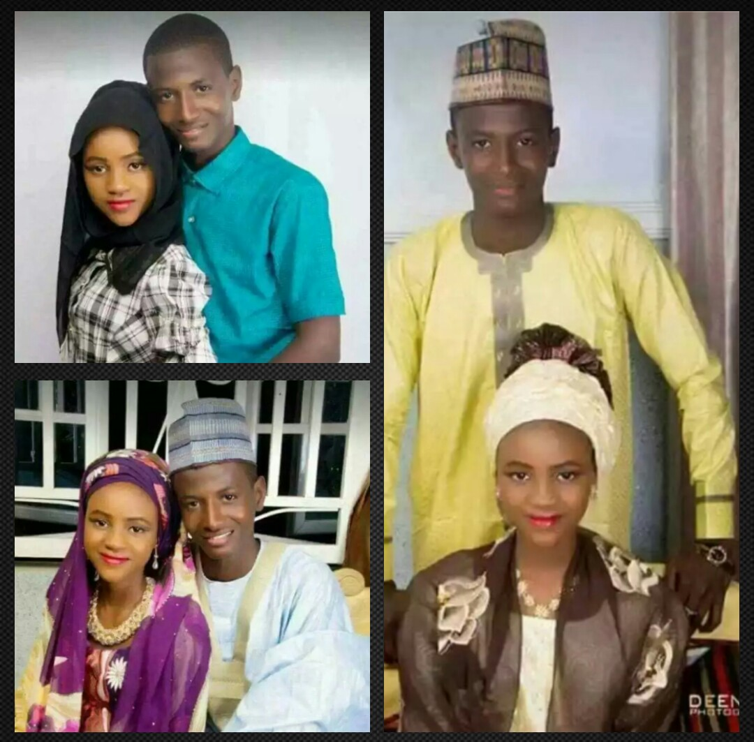 The pre-wedding photos of a 19-year-old boy and 15-year-old girl, who are  getting prepared to get married and become one of the youngest couples in  town ...