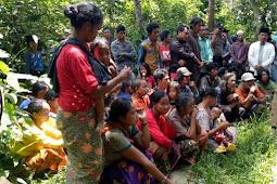 Gara-Gara Hoaks Dan Takut Disuntik Vaksin,Warga Satu Desa Kabur Ke Hutan