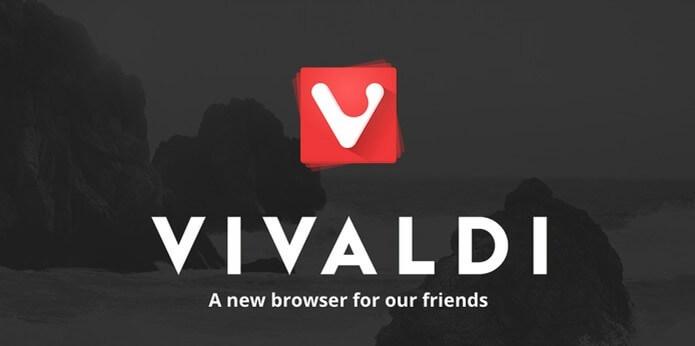 Vivaldi: Um navegador que você deve testar