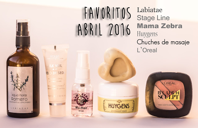 Favoritos de abril de 2016