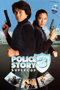Supercop Poster