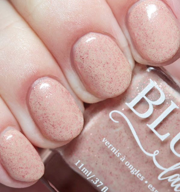 Blush Lacquers Rose a la Mode