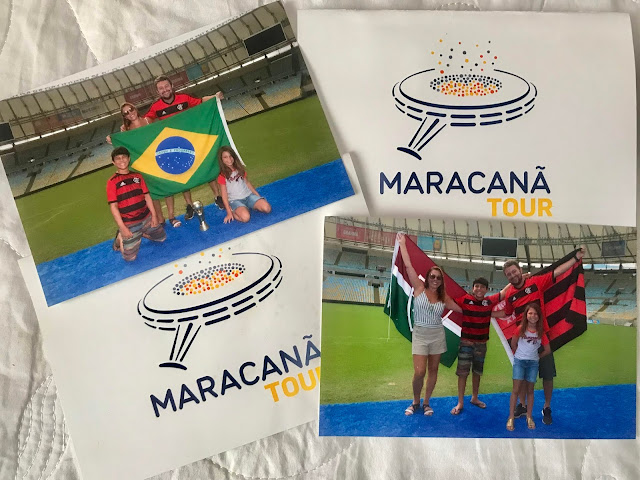 Maracanã Tour - Gramado do Maracanã