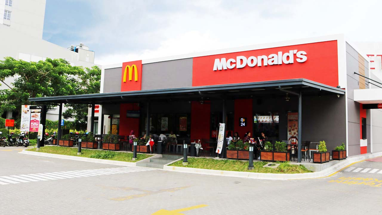 McDonald's Buka Loker Di Beberapa Daerah