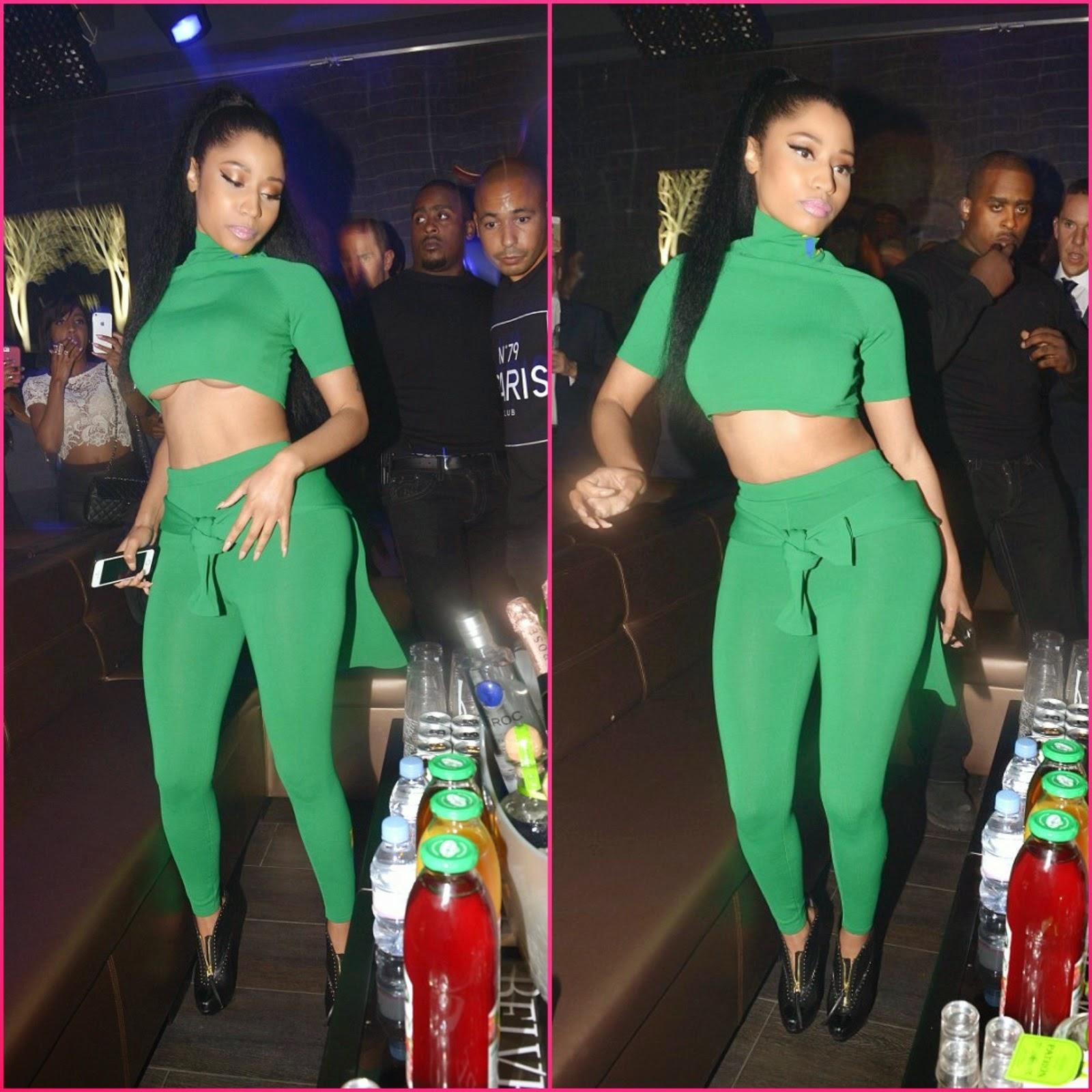 Paparazzi Nicki Minaj nude photos 2019