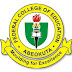 Federal College of Education Abeokuta (FCE-Abeokuta) 2019/2020 School Fees Schedule