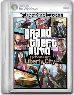 Grand Theft Auto Episodes From Liberty City Game free download