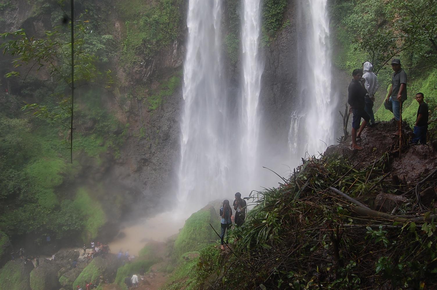 Air Terjun Bossolo Rumbia Wisata Alam Jeneponto Air Terjun Tama
