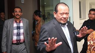Kasus Unair Belum Beres, KPK Kermbali Periksa La Nyalla Sebagai Saksi