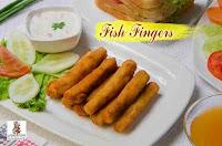 viaindiankitchen - Fish Fingers