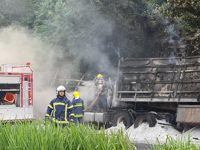 Video Atualizado: Jovem morre em grave acidente na BR467, em frente ao posto de Sede Alvorada