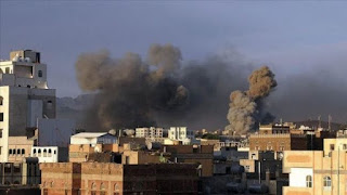 Allahu Akbar! 60 Orang Terbunuh pada Serangan Udara Saudi terhadap Pemberontak Syiah al Houthi