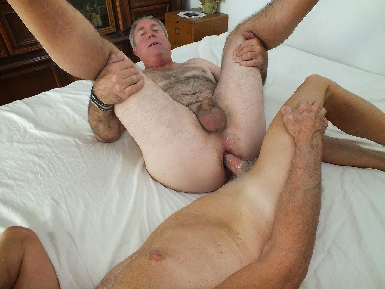 Senior daddy gay porn